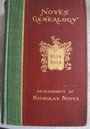By Then Col. Henry Noyes- Genealogist