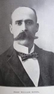 Issac Noyes G Grand Father